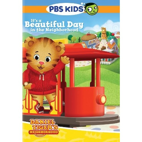 Daniel Tiger's Neighborhood: It's a Beautiful Day in the Neighborhood (DVD)