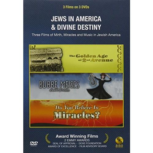 Jews in America & Divine Destiny