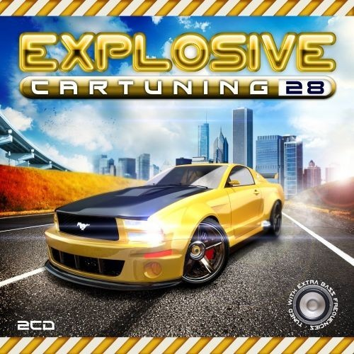 Explosive Car Tuning 28 [CD]