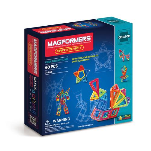 Magformers Creator 60Pc Set