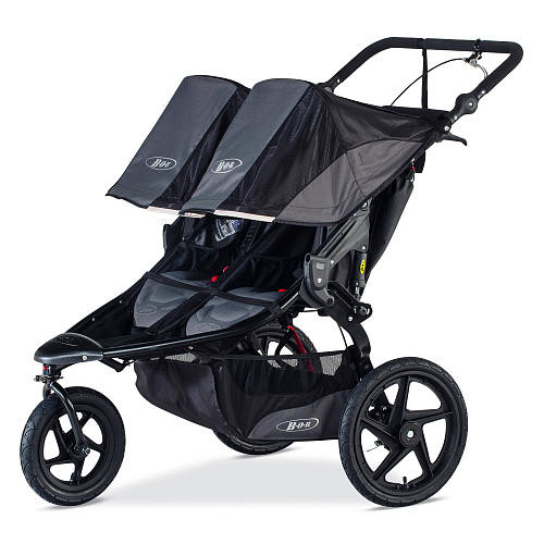 BOB 2016 Revolution Pro Duallie Stroller - Black
