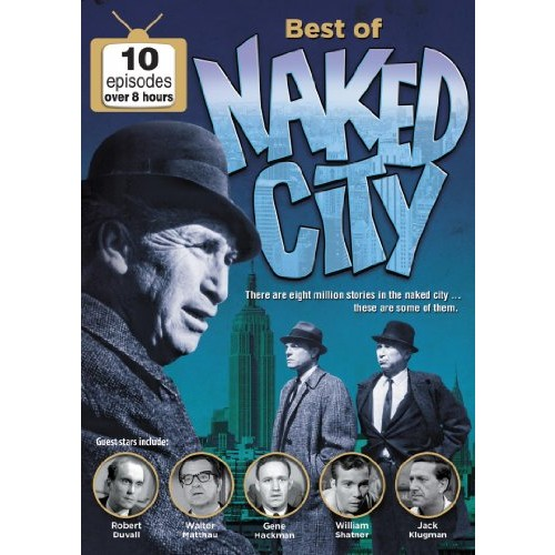 Best of Naked City: 10 Episodes