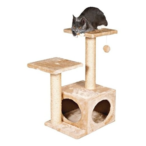 Trixie Pet Products [Beige, Valencia Cat Tree]