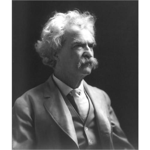 Mark Twain, all eight novels