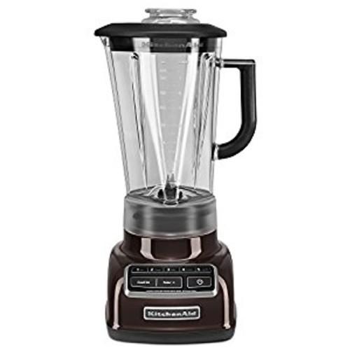 KitchenAid KSB1575ES 5-Speed Diamond Blender with 60-Ounce BPA-Free Pitcher - Espresso [Espresso]