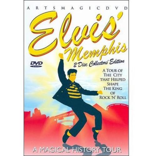 Elvis' Memphis [2 Discs] [DVD] [2007]