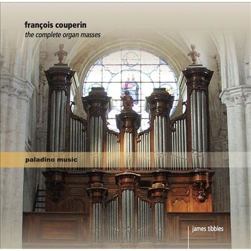 Couperin: The Complete Organ Masses [CD]