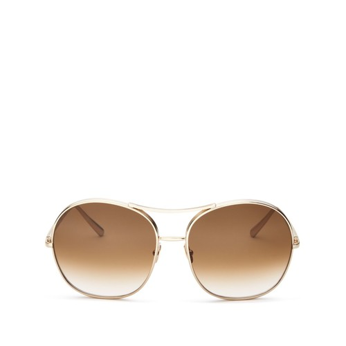 CHLOÉ Round Sunglasses, 61Mm