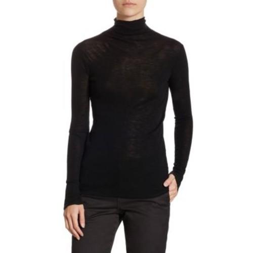 VINCE Cowl Wool Sweater
