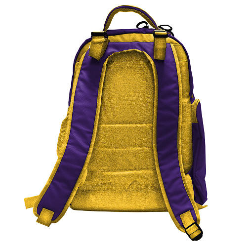 Diaper Backpack College LS Tigers