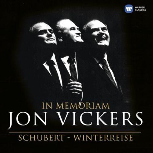 Schubert: Die Winterreise (plus interview from 1958) [CD]