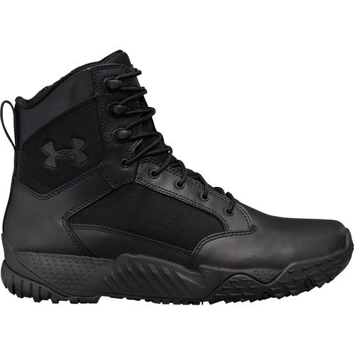Under Armour Men's Stellar 8'' Side-Zip Tactical Boots