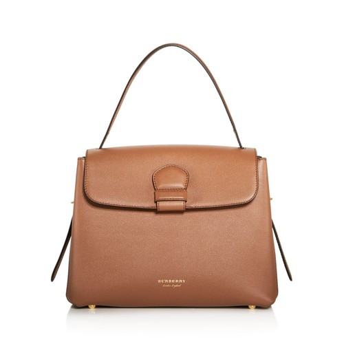 BURBERRY Camberley Medium Leather Satchel