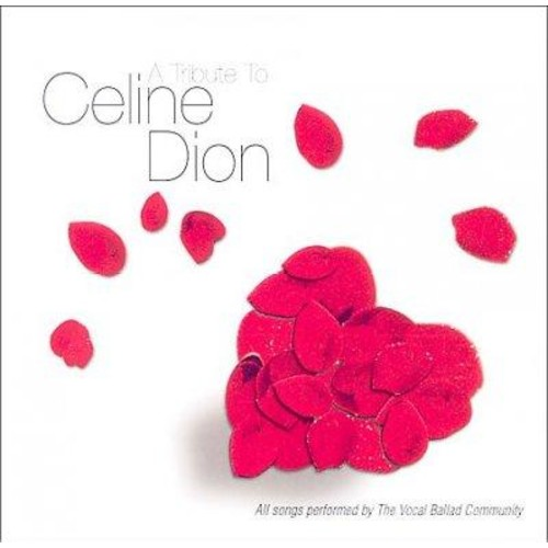 Various - Tribute to Celine Dion