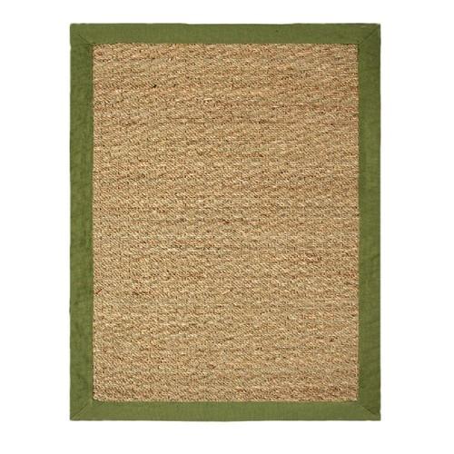 Chesapeake Merchandising Seagrass Sage 5 ft. x 7 ft. Indoor Area Rug