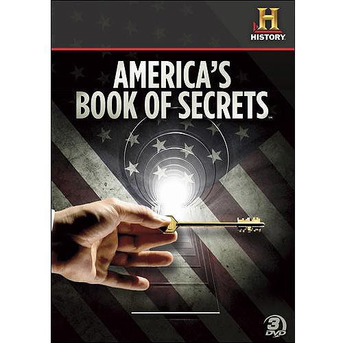 America's Book of Secrets [3 Discs] [DVD]