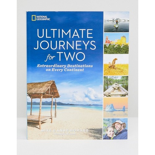 Ultimate Journeys for Two Travel Book