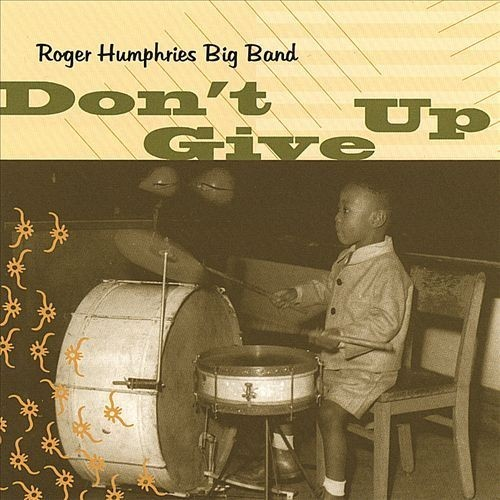 Don't Give Up [CD]