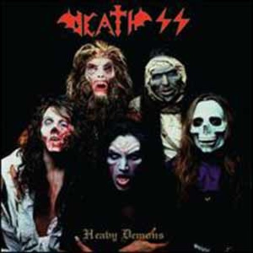 Death SS - Heavy Demons [Audio CD]