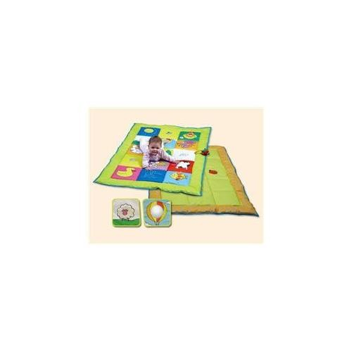 EduShape 926200 Double Sided Baby Mat Nursery Playmat