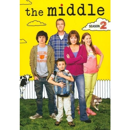 The Middle: Season 2 [3 Discs]