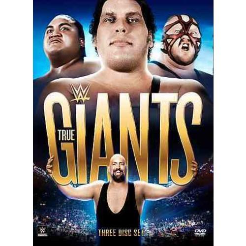 WWE Presents True Giants (DVD) [WWE Presents True Giants DVD]