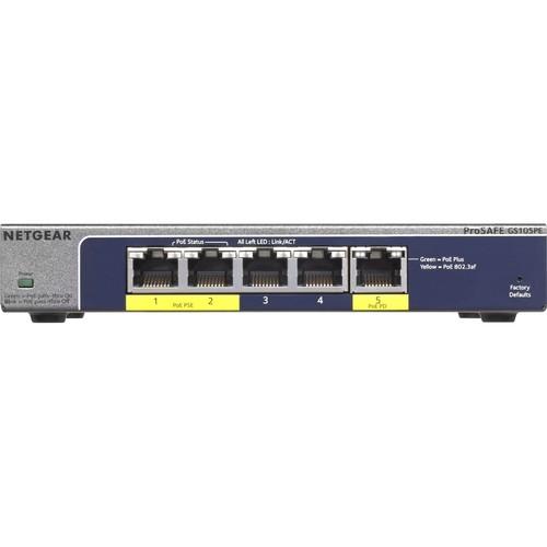 NETGEAR - ProSafe Ethernet Switch - Gray