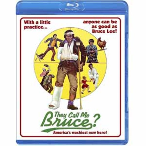 They Call Me Bruce? [Blu-Ray]