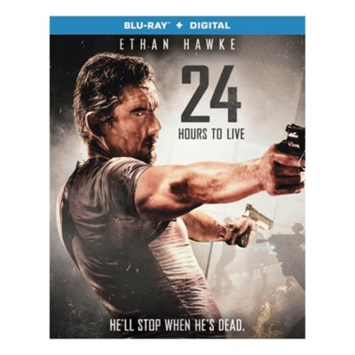 24 Hours to Live (Blu-ray + Digital)