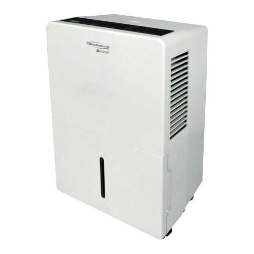 Soleus Air - 30-Pint Portable Dehumidifier - White