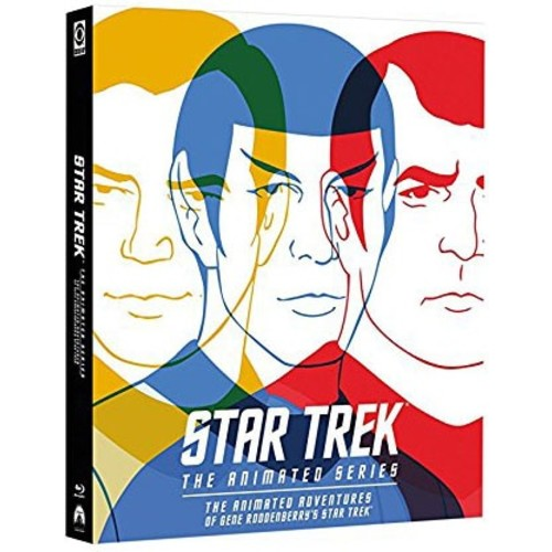 Star Trek: The Animated Series: The Animated Adventures of Gene Roddenberry's Star Trek (Blu-ray Disc)