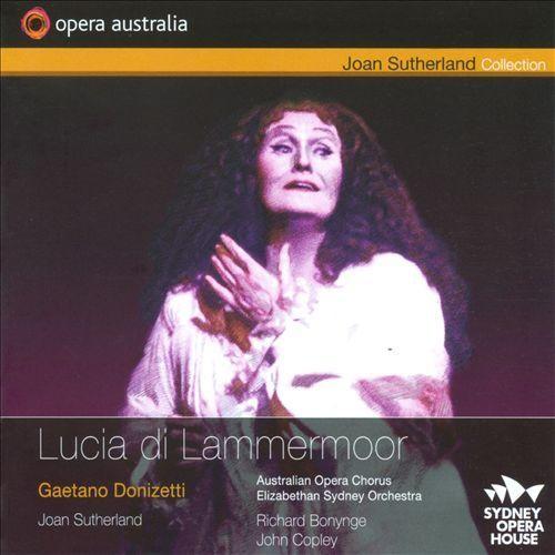 Donizetti: Lucia Di Lammermoor-CD