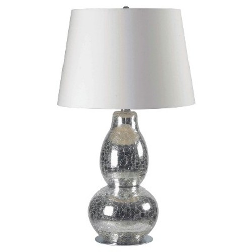 Kenroy Home Table Lamp - Chrome