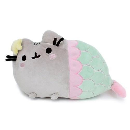 Pusheen Mermaid 12 inch - Stuffed Animal by GUND (4056242)