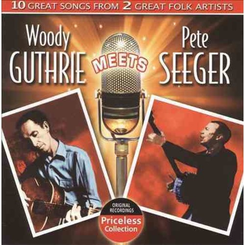 Pete Seeger - Woody Guthrie Meets Pete Seeger