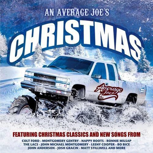 An Average Joe's Muddy Christmas [CD]