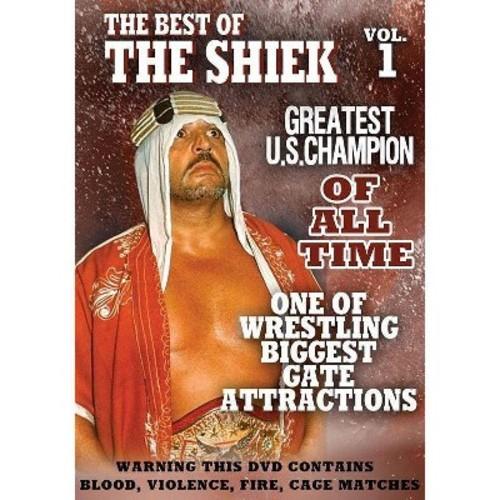 Best Of The Shiek:Vol 1 (DVD)