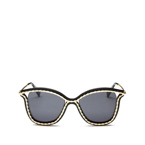 MARC JACOBS Cat Eye Sunglasses, 52Mm