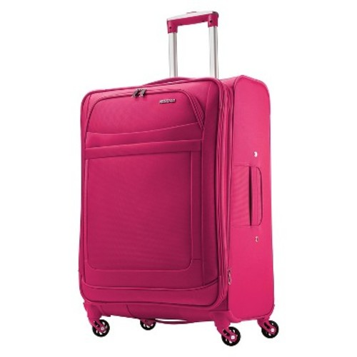American Tourister iLite Max Spinner Luggage - Raspberry (25