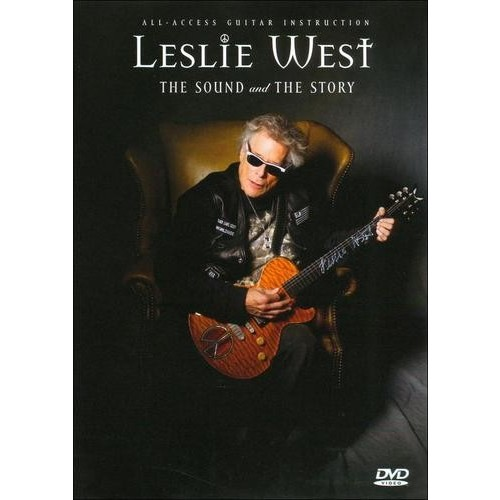 Leslie West: The Sound and the Story [DVD] [English] [2009]
