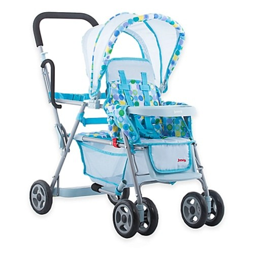 Joovy Toy Caboose in Blue