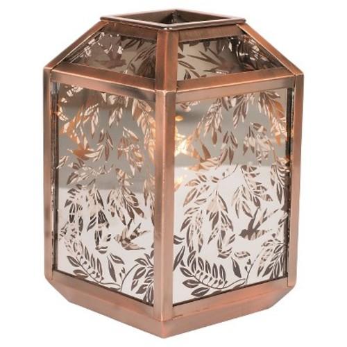 Decorative Warmer Copper Lantern - Ador