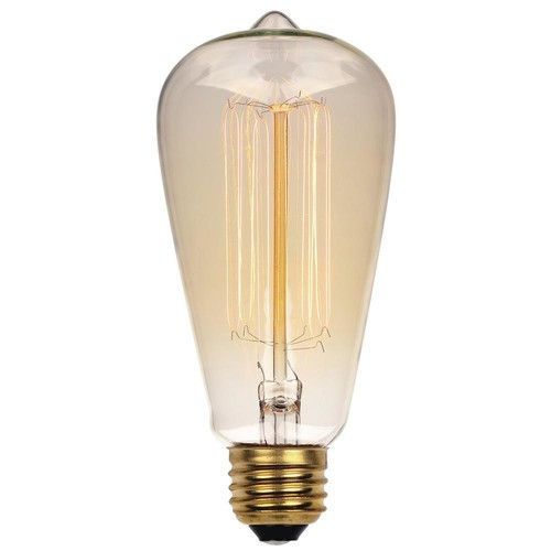 Westinghouse 60-Watt Timeless Vintage Inspired Incandescent ST20 Light Bulb