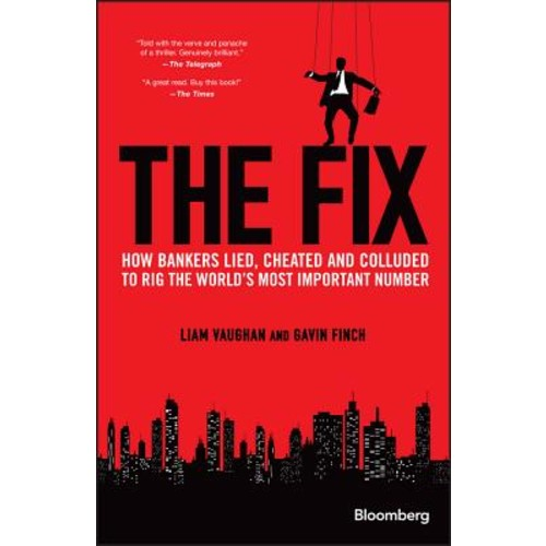 Gavin Finch, Liam Vaughan The Fix