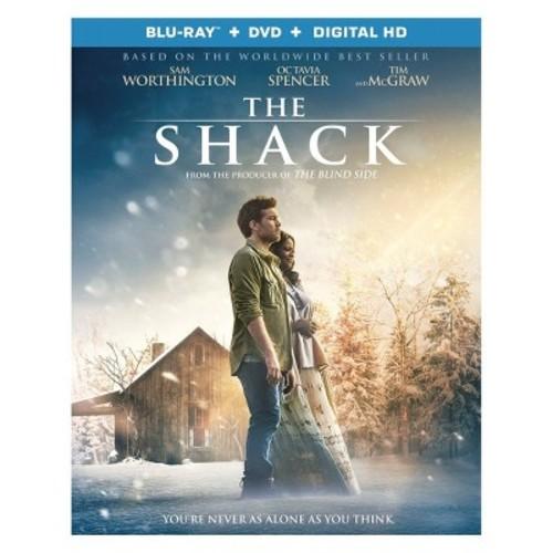 The Shack (Blu-ray + DVD + Digital)