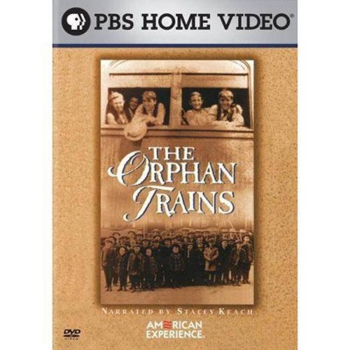 The American Experience: The Orphan Trains [DVD]