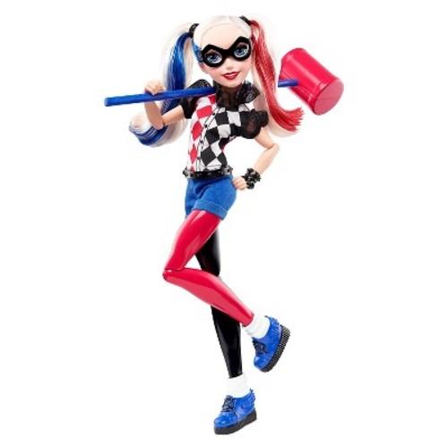 DC Super Hero Girls Action Doll - Harley Quinn