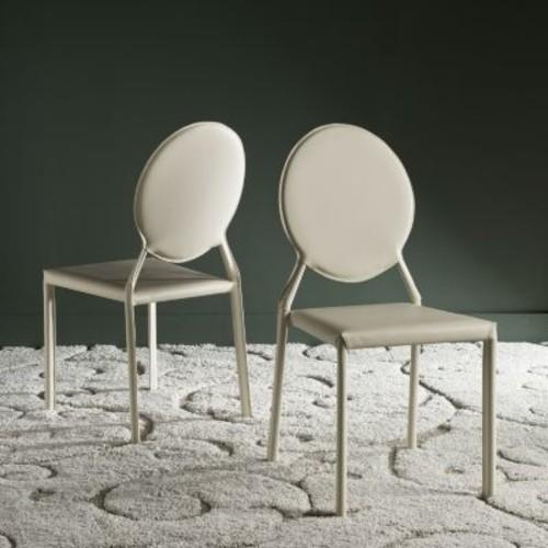 Safavieh Warner Side Chair 2-piece Set