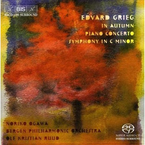 In Autumn / Piano Concerto in A minor / Symphony in C minor