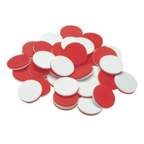 Learning Advantage Two Color Soft Foam Counters